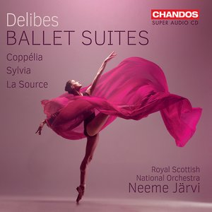 Image for 'Delibes: Ballet Suites'