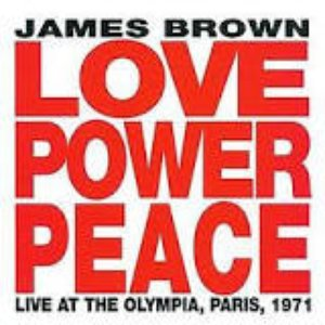 Image for 'Love Power Peace (Live at the Olympia, Paris, 1971)'
