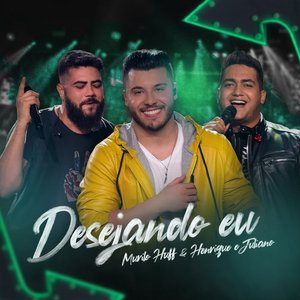 Image for 'Desejando Eu (Ao Vivo)'