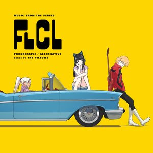Image for 'FLCL Progressive / Alternative (Music from the Series)'