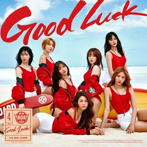 Image for 'AOA 4th Mini Album Good Luck'