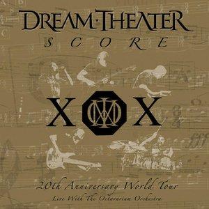 'Score: 20th Anniversary World Tour Live with the Octavarium Orchestra [w/Interactive Booklet]' için resim
