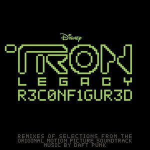 Image for 'TRON Legacy: Reconfigured'