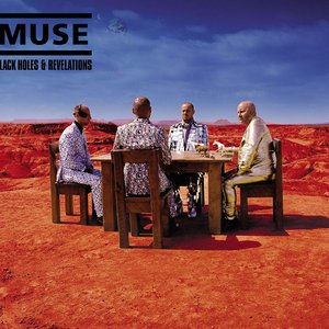 Image for 'Black Holes And Revelations (US Only Version)'