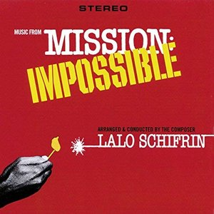 Image for 'Music From Mission: Impossible (Original Television Soundtrack)'