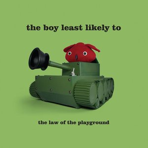 Image for 'The Law of the Playground'