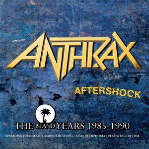 Image for 'Aftershock - The Island Years 1985 - 1990'