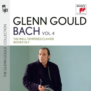 Image for 'Glenn Gould plays Bach: The Well-Tempered Clavier Books I & II, BWV 846-893'