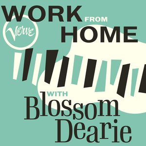 Image for 'Work From Home with Blossom Dearie'