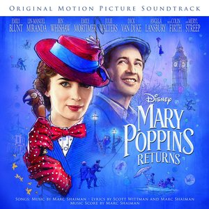 Image for 'Mary Poppins Returns (Original Motion Picture Soundtrack)'