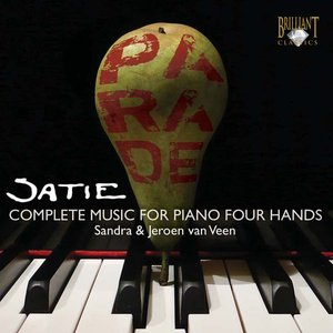 Image for 'Satie: Complete Works for Piano Four Hands'