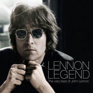 Image for 'Lennon Legend: The Very Best of John Lennon'