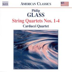 Изображение для 'String Quartets Nos 1-4'