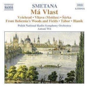 Image for 'Smetana: Ma Vlast (My Country)'