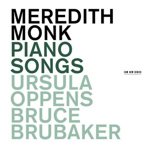 Image for 'Meredith Monk: Piano Songs'