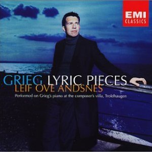 Image for 'Grieg: Lyric Pieces'