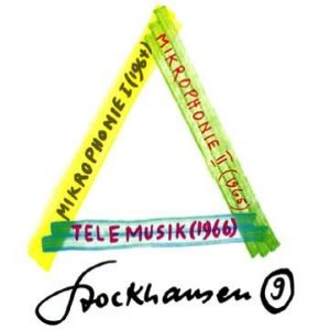 Изображение для 'Mikrophonie I and II, Telemusik'