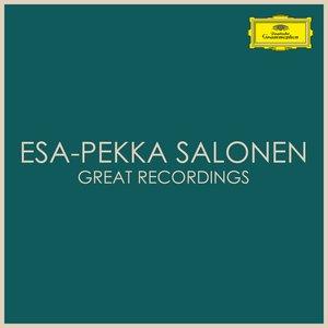 Изображение для 'Esa-Pekka Salonen Great Recordings'