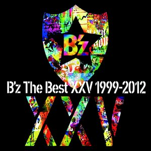 """B'z The Best XXV 1999-2012""的封面"