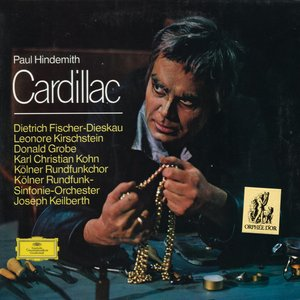 Image for 'Hindemith: Cardillac; Mathis der Maler (Excerpts)'