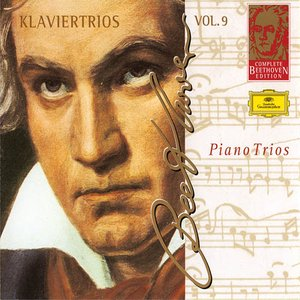 Image for 'Complete Beethoven Edition Vol. 9 - Piano Trios'