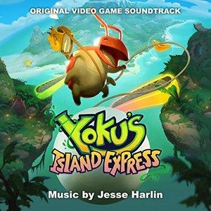 Image for 'Yoku's Island Express (Original Video Game Soundtrack)'