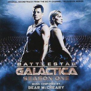 Immagine per 'Battlestar Galactica: Season 1 (Original Soundtrack) [Remastered]'