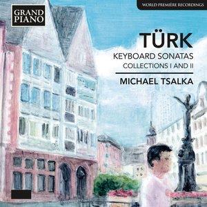 Image for 'Keyboard Sonatas Collections I & II (Michael Tsalka)'
