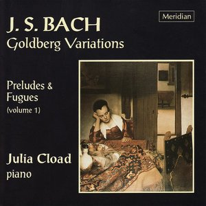 Image for 'Bach: Goldberg Variations - Preludes & Fugues (Volume 1)'