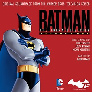 Image for 'Batman: The Animated Series, Vol. 1 (Original Soundtrack from the Warner Bros. Television Series)'