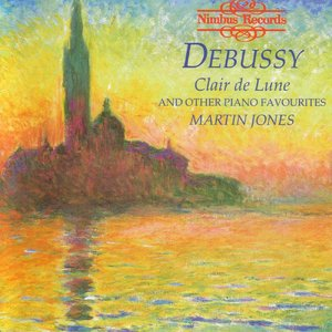 Image for 'Debussy: Clair de Lune and Other Piano Favourites'