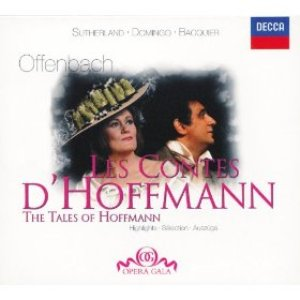 Image for 'Offenbach: Les contes d'Hoffmann - Highlights'