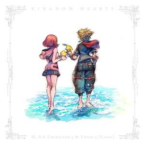 'KINGDOM HEARTS - III, II.8, Unchained χ & Union χ [Cross] – (Original Soundtrack)'の画像