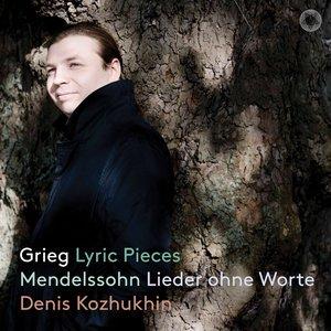 Image for 'Grieg: Lyric Pieces - Mendelssohn: Lieder ohne Worte'