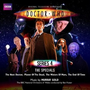 Image for 'Doctor Who: Series 4-The Specials'