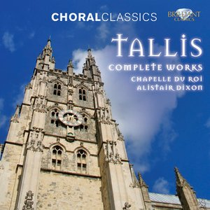 Image for 'Tallis: Complete Choral Works'