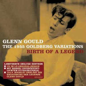Image for 'The 1955 Goldberg Variations - Birth Of A Legend'