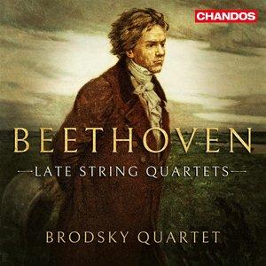 'Beethoven: Late String Quartets' için resim
