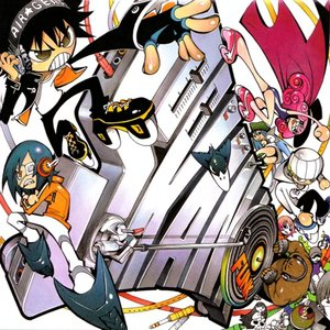 Изображение для 'Air Gear What a Groovy Trick! Soundtrack'