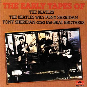 Изображение для 'The Early Tapes of the Beatles'