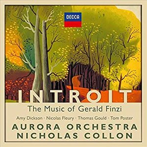 Image for 'Introit: The Music of Gerald Finzi'