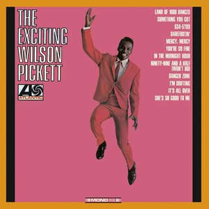 Image for 'The Exciting Wilson Pickett'