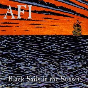 """Black Sails in the Sunset""的封面"