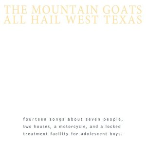 Image for 'All Hail West Texas (Remastered)'
