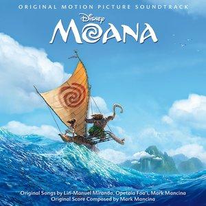 Image for 'Moana (Original Motion Picture Soundtrack)'