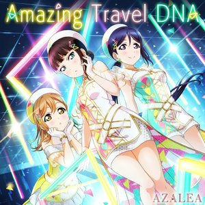 'Amazing Travel DNA - Single'の画像