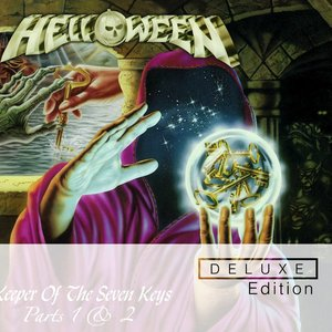 Image for 'Keeper of the Seven Keys, Pts. I & II (Deluxe Edition)'