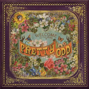 Image for 'Pretty. Odd.'