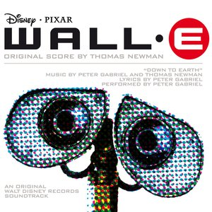 Image for 'Wall-E (Original Motion Picture Soundtrack)'