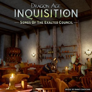 Imagem de 'Dragon Age: Inquisition - Songs of the Exalted Council'